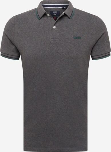 Superdry T-Shirt in dunkelgrau, Produktansicht
