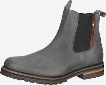 PANTOFOLA D'ORO Chelsea Boots in Grau