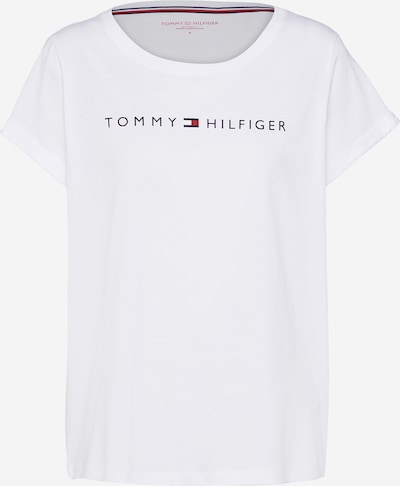 Tommy Hilfiger Underwear Camiseta para dormir en blanco, Vista del producto