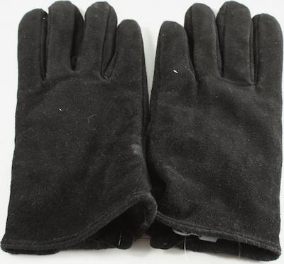 ONLY Lederimitathandschuhe in XL in schwarz, Produktansicht