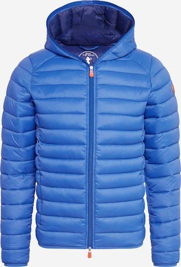SAVE THE DUCK Overgangsjakke 'GIGAY' i blå: Frontvisning