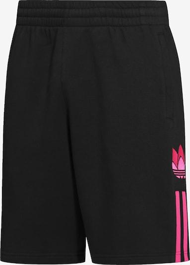 ADIDAS ORIGINALS Pantalon en rose / noir, Vue avec produit