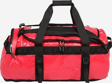 THE NORTH FACE Αθλητική τσάντα 'Base Camp' σε κόκκινο
