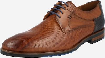 LLOYD Šnurovacie topánky 'Dacio' - tmavomodrá / hnedá, Produkt