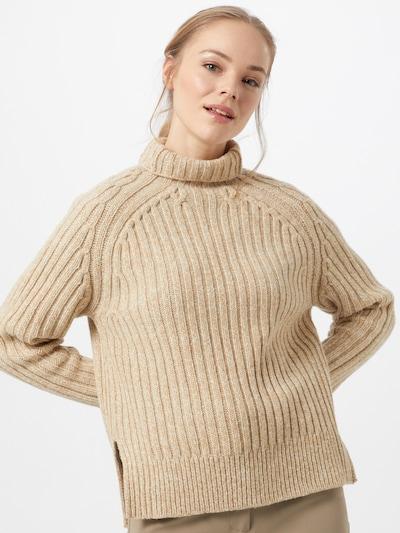 POLO RALPH LAUREN Sweter w kolorze beżowym, Podgląd na modelu(-ce)