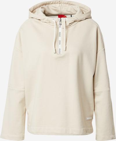 HUGO Sweater majica 'Dongsun' u bijela, Pregled proizvoda