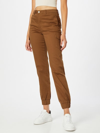 Claire Cargo Pants 'Taia' in Caramel, View model
