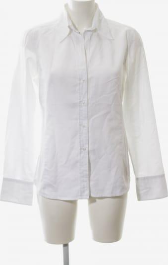 S.MILTON Hemd-Bluse in M in weiß, Produktansicht