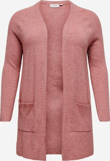 ONLY Carmakoma Knit cardigan in Dusky pink, Item view