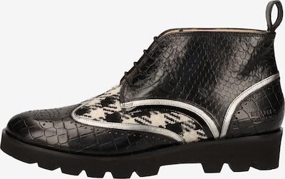 MELVIN & HAMILTON Veterschoen in de kleur Zwart, Productweergave