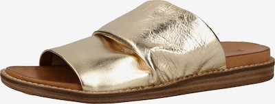 INUOVO Pantolette in gold, Produktansicht