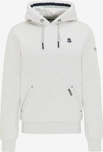 Schmuddelwedda Sweatshirt in weiß, Produktansicht