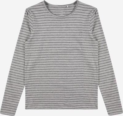 NAME IT Koszulka w kolorze antracytowy / nakrapiany szarym, Podgląd produktu