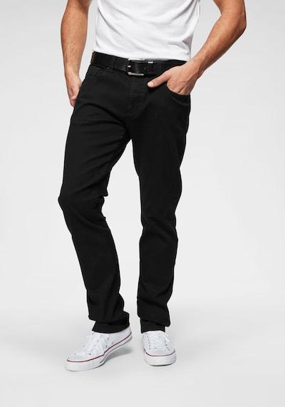CAMEL ACTIVE Jeans 'Houston' in black denim, Modelansicht