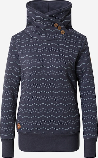 Ragwear Sweatshirt in Night blue / Light blue, Item view