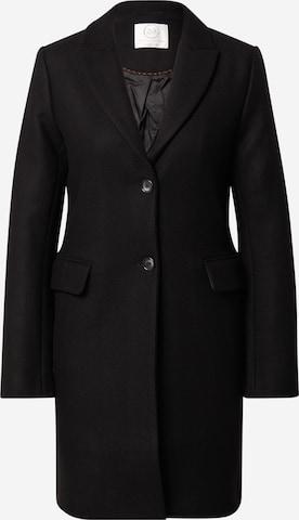 Cappotto invernale 'Viola' di Guido Maria Kretschmer Collection in nero
