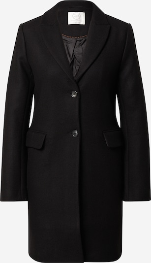 Guido Maria Kretschmer Collection Winter Coat 'Viola' in Black, Item view
