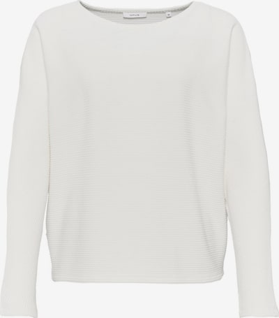 OPUS Sweater 'Galsta' in White, Item view
