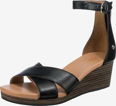 UGG Sandal in Black, Item view