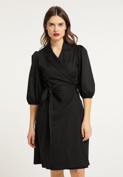 usha BLACK LABEL Kleid in schwarz, Modelansicht