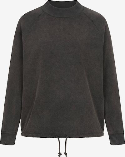 Cotton Candy Sweatshirt 'WIARA' in Black, Item view