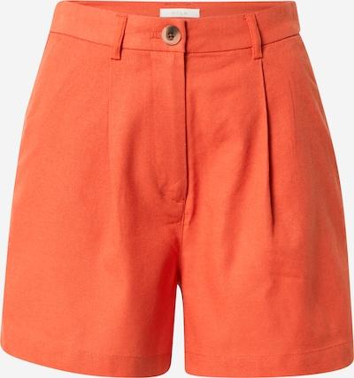 Pantaloni cutați 'ALINA' VILA pe portocaliu închis, Vizualizare produs