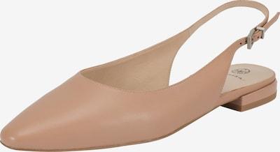 Ekonika Ballerinas in beige, Produktansicht