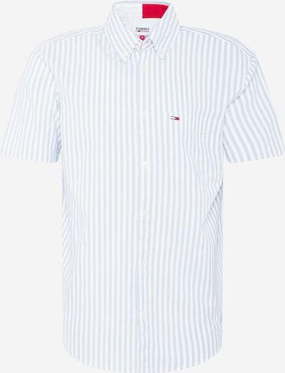 Tommy Jeans Hemd in hellblau / weiß, Produktansicht