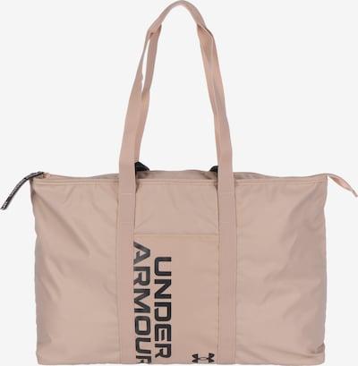 UNDER ARMOUR Sporttasche in altrosa / schwarz, Produktansicht