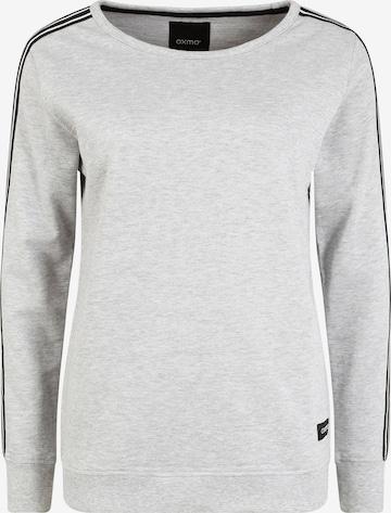 Oxmo Sweatshirt 'Gabita' in Grey
