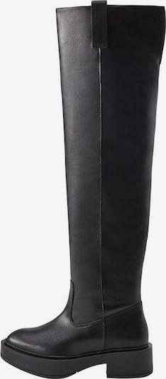 MANGO Kozaki 'Sora' w kolorze czarnym, Podgląd produktu