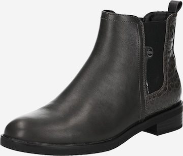 ESPRIT Chelsea Boots in Grau