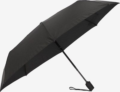 KNIRPS Taschenschirm in schwarz, Produktansicht