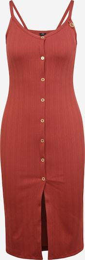 River Island Petite Kleid in rostbraun, Produktansicht