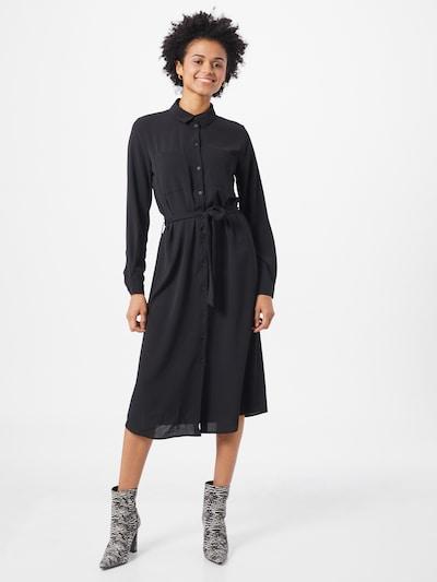 JACQUELINE de YONG Kleid in schwarz, Modelansicht