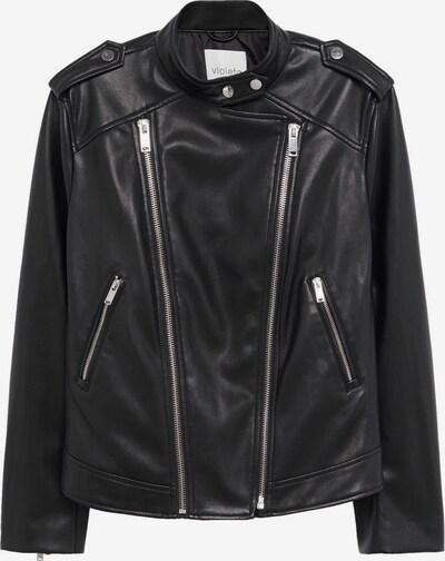 VIOLETA by Mango Prechodná bunda 'Barrow' - čierna, Produkt