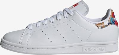 ADIDAS ORIGINALS Sneakers laag in de kleur Blauw / Bruin / Sinaasappel / Rood, Productweergave