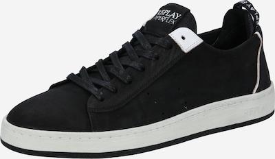 Sneaker low 'WADPORT' REPLAY pe negru / alb, Vizualizare produs