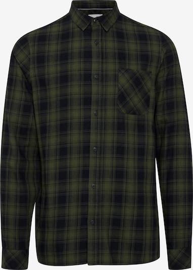 !Solid Hemd 'Varick' in navy / dunkelgrün, Produktansicht