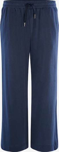 mazine Pants ' Chilly ' in blaumeliert, Produktansicht