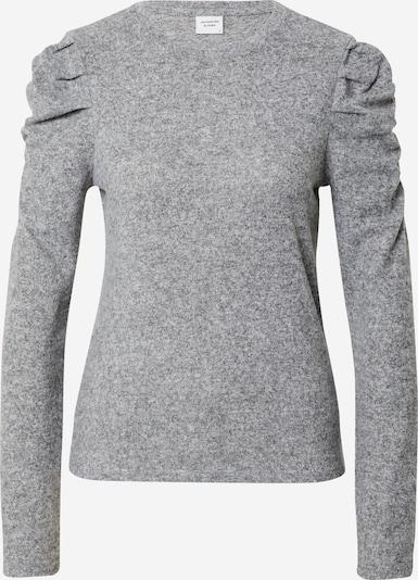 JACQUELINE de YONG T-shirt 'Malibu' i gråmelerad, Produktvy