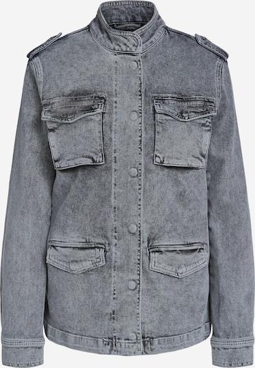 SET Between-Season Jacket 'Kaila' in Grey denim, Item view
