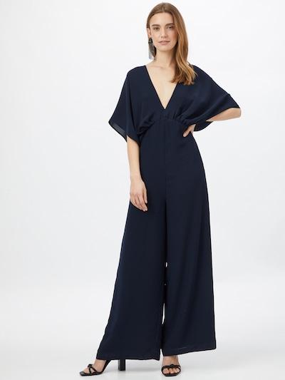 Tuta jumpsuit 'Vaal' Samsoe Samsoe di colore blu scuro, Visualizzazione modelli