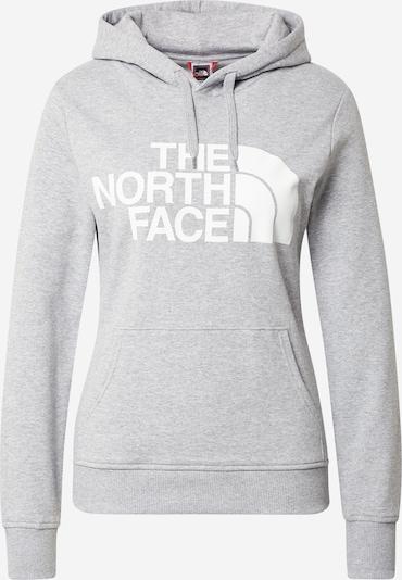 Felpa 'STANDARD' THE NORTH FACE di colore grigio sfumato / bianco, Visualizzazione prodotti