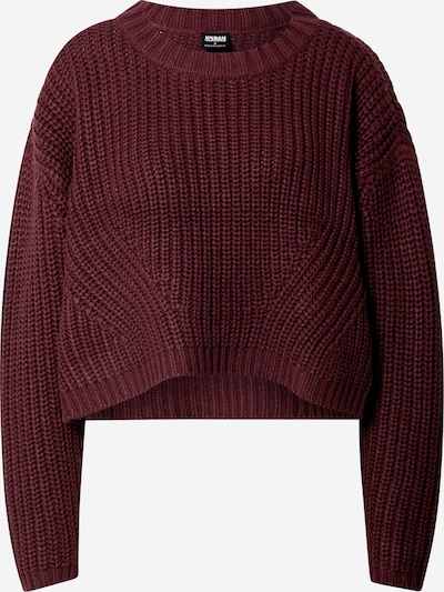Urban Classics Pullover in beere, Produktansicht