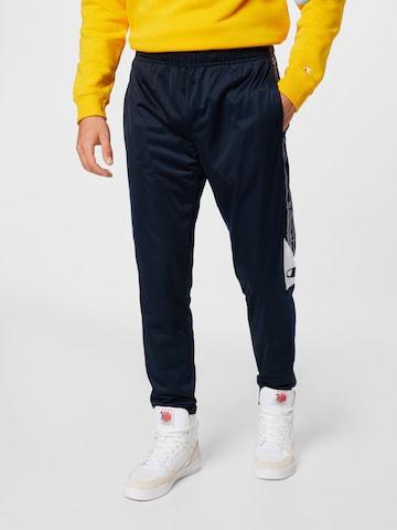 Pantaloni di Champion Authentic Athletic Apparel in blu