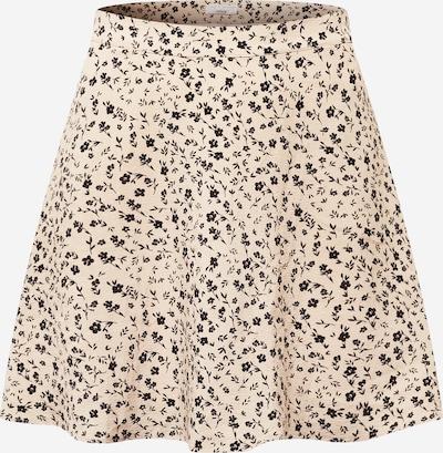 Guido Maria Kretschmer Curvy Collection Skirt 'Lana' in Beige / Black, Item view