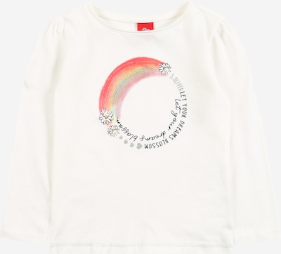 s.Oliver Shirt in off white, Item view