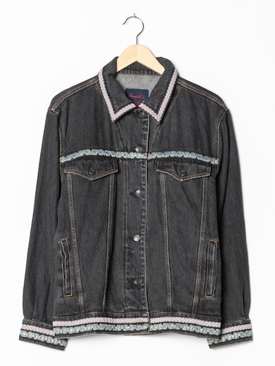 Denim Co. Jeansjacke in XXL in black denim, Produktansicht