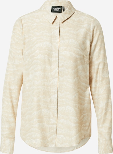 Another Label Blouse 'Dreiser' in Beige / White, Item view